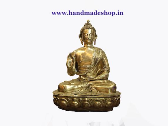 Buddha Blassing Statue Nagpur