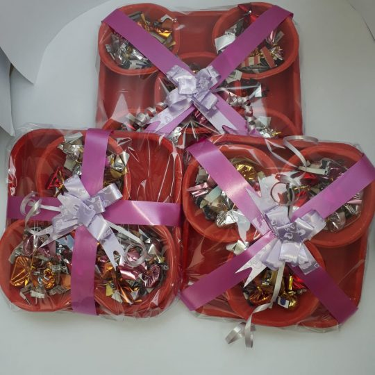 Exotic new designer chocolate boxes...grab yours