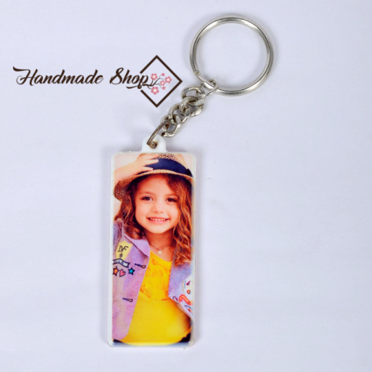 Polymer Keychain Rectangle in Nagpur